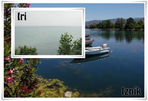 jezero na slovo i