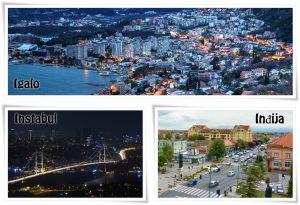 zanimljiva geografija za gradove na slovo i